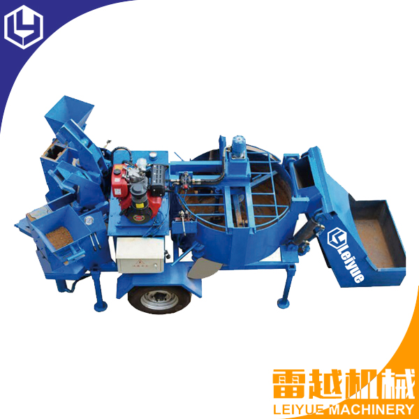 LY2-20M M7MI super diesel brick making machine for sale in south africa