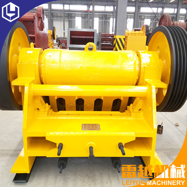Hot Sale Second Crushing pex250x1200 Jaw Crusher