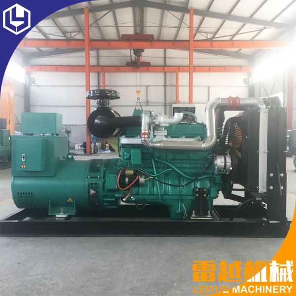 100KW generator for block machine