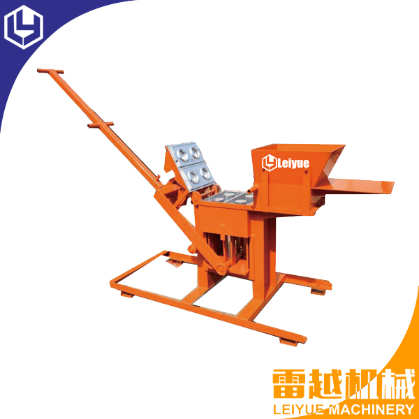 LY2-40 manual ECO brick machine